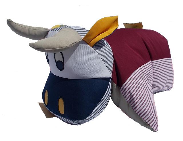 Polštářek zavazovací kráva bez vemena